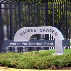 Eugene Sawyer Water Purification Plant