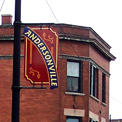 Andersonville Banner