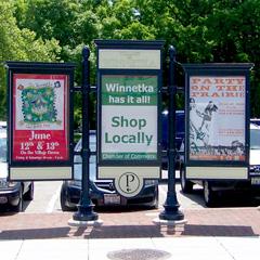 Winnetka Kiosk
