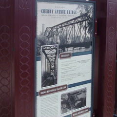Cherry Ave Bridge