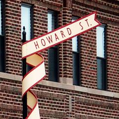 Howard St Banner