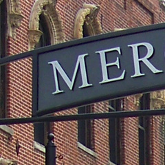 Merchant Street Signage