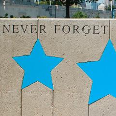 Soldier Field Police Memorial